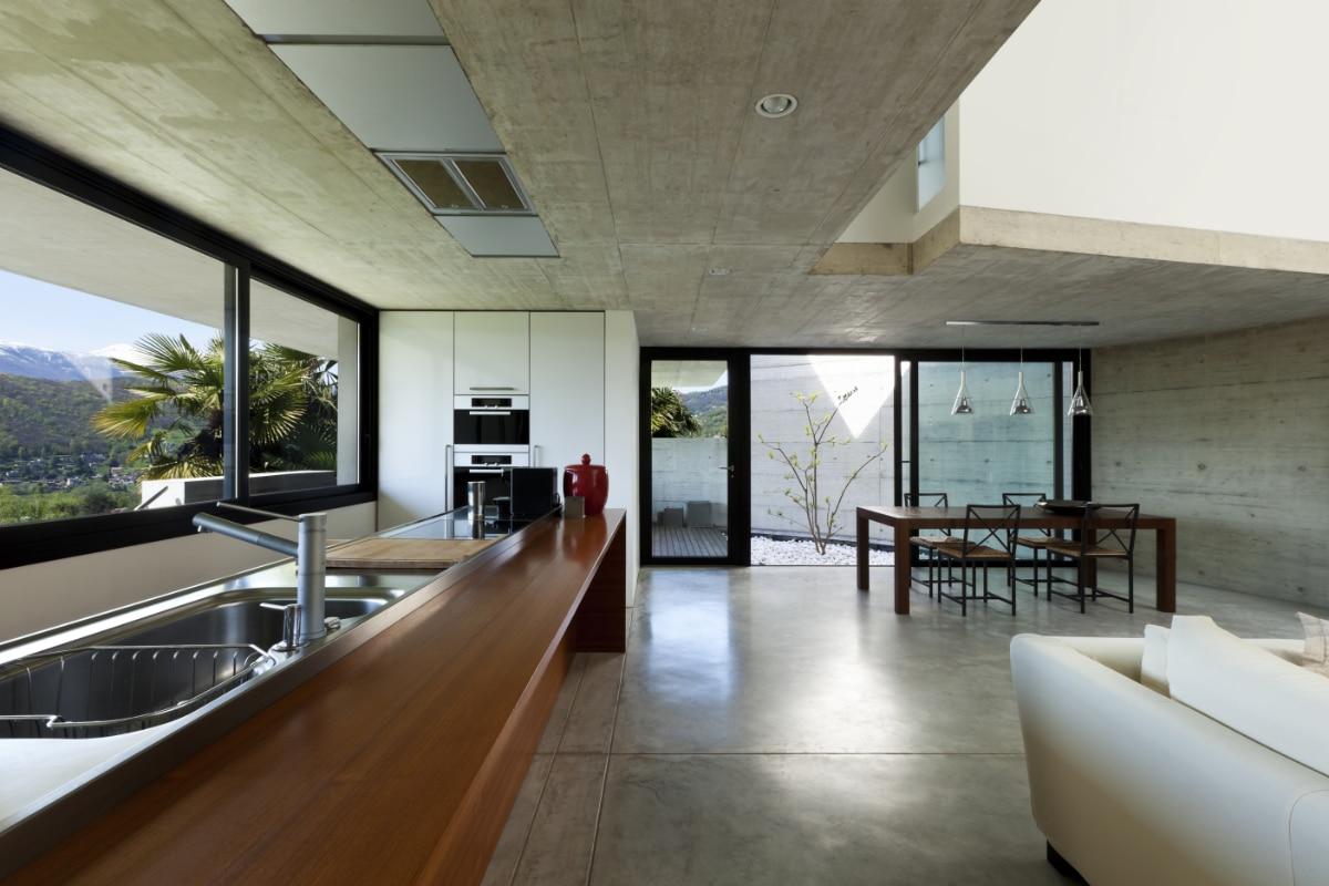 revetement beton